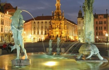 Olomouc en otoño