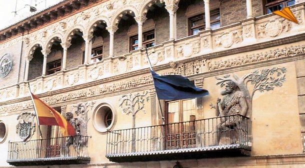 Turismo tarazona crisol de cultura for Oficina turismo tarazona