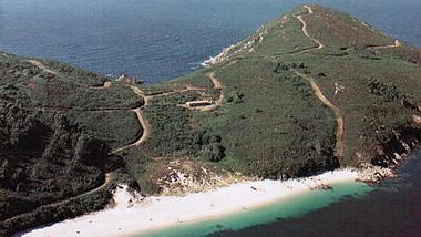 Isla de Ons - Illa de Ons, privilegio de la naturaleza