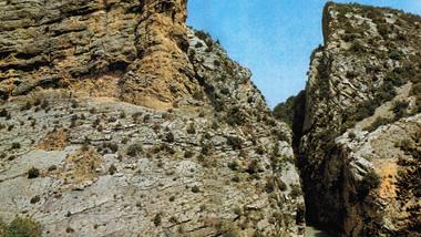 Huesca, de Guara a la Litera