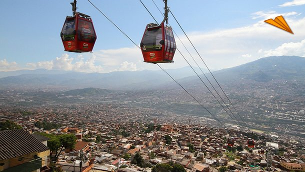 Turismo colombia ciudades capitales bogot medell n for Arquitectura moderna en colombia