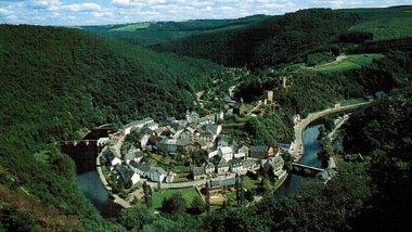 Luxemburgo.  Un país pequeño donde resulta agradable vivir