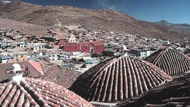 Bolivia, riqueza colonial