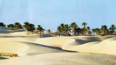Túnez, el gran sur
