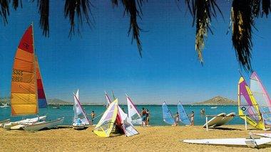 Murcia - El Mar Menor, un sueño de arena y salitre, islotes y viento