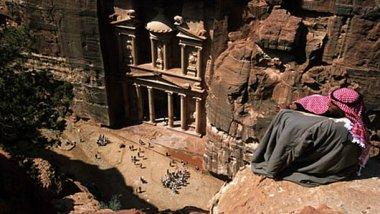 Jordania - Petra, la ciudad rosácea
