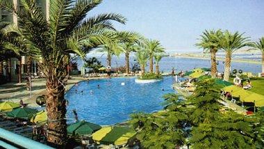 Israel, El Mar Muerto