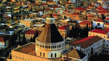 Israel - Nazaret, el pueblo de Jesús
