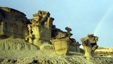Aguilas y Mazarrón, una gran ruta
