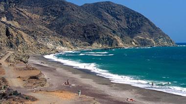 Almería, su costa