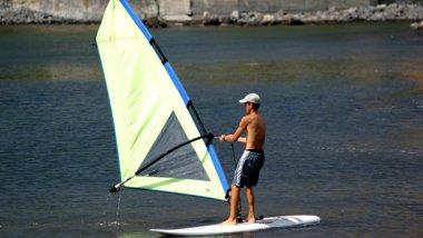 Islas Canarias, paraiso del windsurf