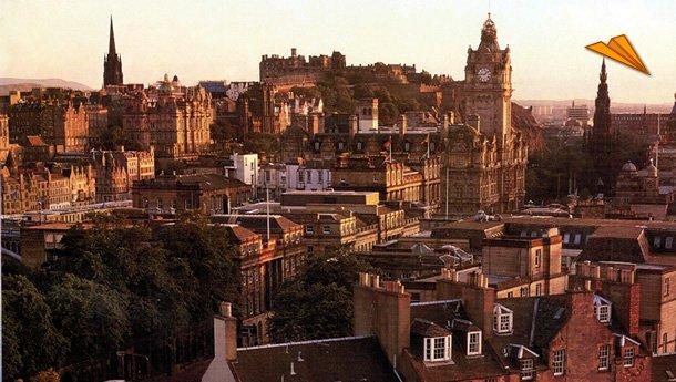 turismo escocia edimburgo y los lothians