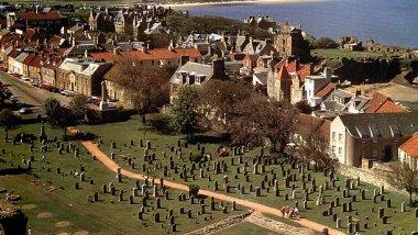 Escocia, Perthshire, Angus y Dundee y Reino Fife