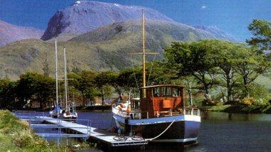 Escocia, sus tierras altas