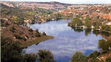 Ciudad Real - Albacete, Parque Natural Lagunas de Ruidera