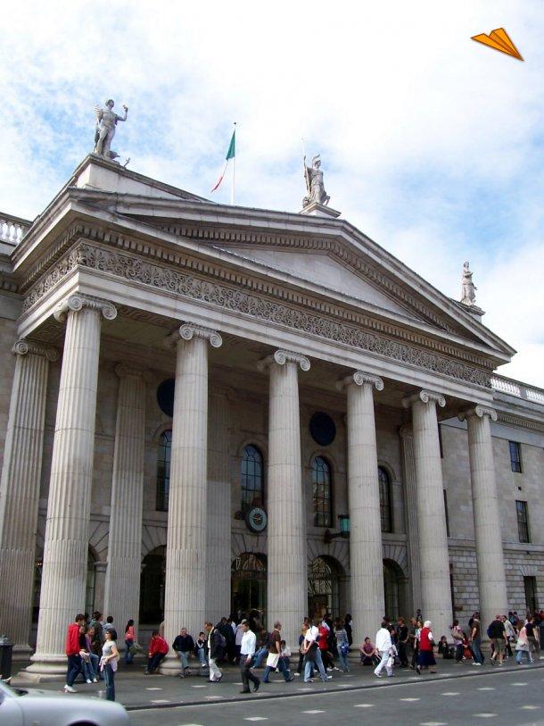 Turismo dubl n lugares que no te puedes perder durante for Oficina de turismo de irlanda
