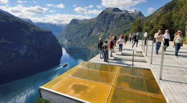 Noruega, Los fiordos noruegos en coche