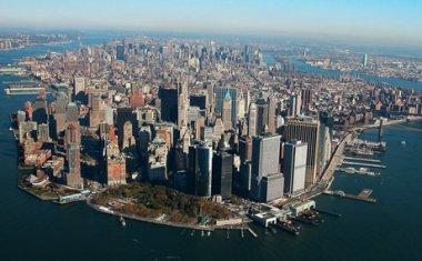 Nueva York, sus cinco barrios