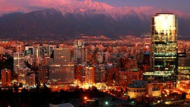 Chile, sus cinco zonas