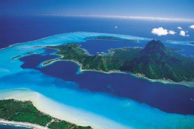 Tahití, Isla de Moorea y Bora Bora