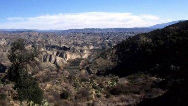 Almería, rutas de interior