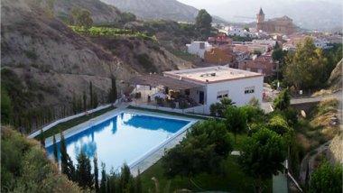 Huécija, villa de la Alpujarra