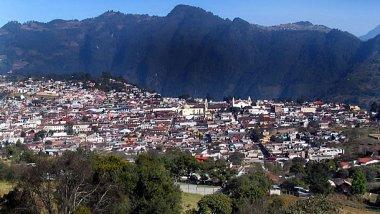 Puebla, en pleno corazón de México