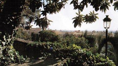Granada - Huétor Vega, frontera entre la nieve y la vega