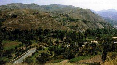 Granada - Monachil y sus tres núcleos