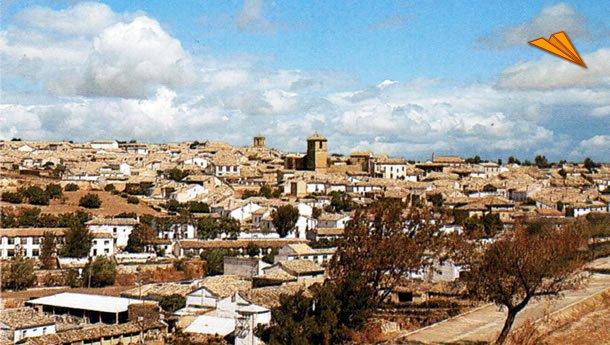 Turismo ja n baeza turismo monumental for Parque mueble alcala la real