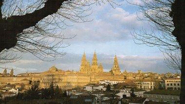 Santiago de Compostela, un milagro pétreo