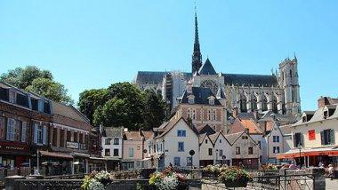 Amiens, ciudad de arte e historia