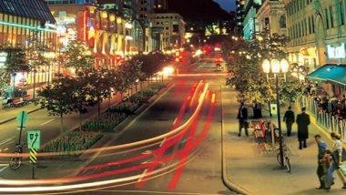 Quebec, ritmos urbanos