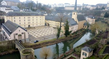 Luxemburgo, pequeño tesoro de Europa Occidental
