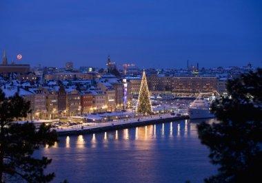 Estocolmo, qué hacer en Navidad