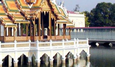 Tailandia, itinerarios para visitar su zona centro