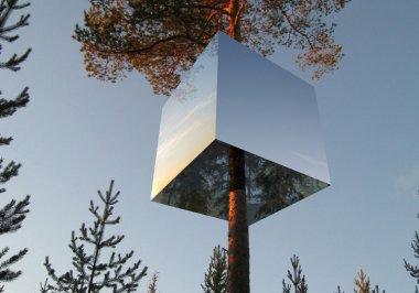 Laponia, el Treehotel de Harads