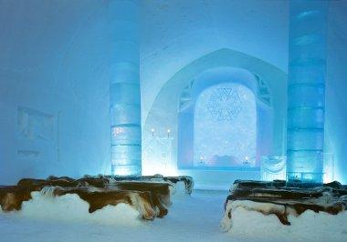 Laponia, Icehotel - El hotel de hielo