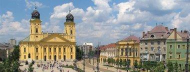 Hungría, la Gran Llanura y el Lago Tisza