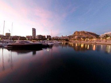 Comunidad Valenciana - Alicante, Ruta del Mar