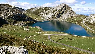 Picos de Europa, Parque Nacional de los Picos de Europa