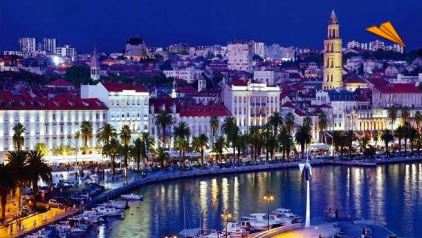 Turismo croacia dalmacia split donde la palabra for Oficina de turismo croacia