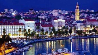 Croacia - Dalmacia. Split, donde la palabra Imperio no describe sólo la naturaleza