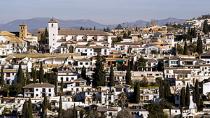 Granada, caminos, mar y cielo