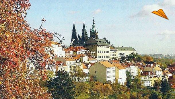 Turismo rep blica checa praga ruta por la arquitectura eclesi stica - Oficina de turismo praga ...