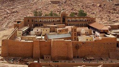 Egipto, conocer el Monte Sinaí y el Monasterio de Santa Catalina