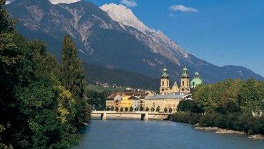 Austria - Innsbruck, vacaciones en la capital de los Alpes