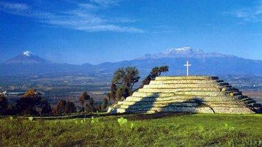 México - Tlaxcala, rutas arqueológicas