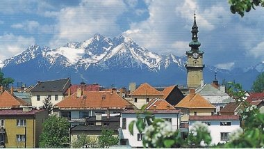 Eslovaquia, encrucijada de Europa