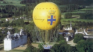 Francia - Loir-Et-Cher, naturaleza y patrimonio arquitectónico